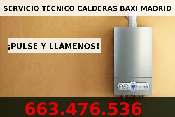 Servicio t cnico calderas baxiroca madrid tel for Altoha servicio tecnico oficial madrid