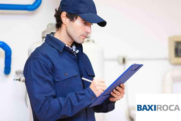 mantenimiento calentadores Baxiroca Valencia