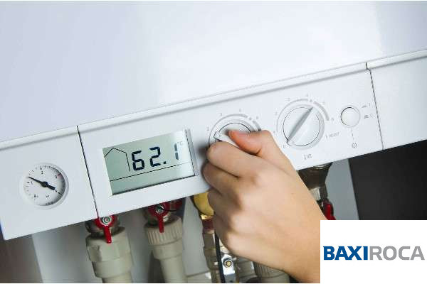 mantenimiento calentadores Baxiroca Cabrils