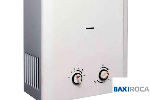 revisión calentador baxi madrid